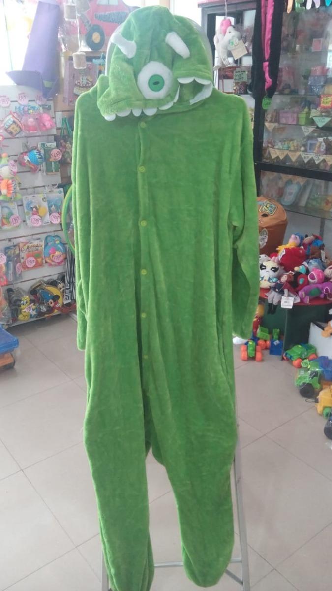 1762615acda7 Pijama Kigurumi Mike Wazowski Original Buenisimo!!!! -   2.490