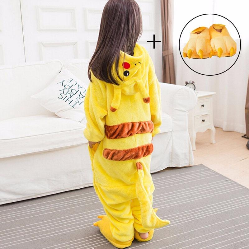 Pijama Kigurumi!! Pokemon!! Pikachu!! Infantil!! - R  129 3888dd6c2c6fa