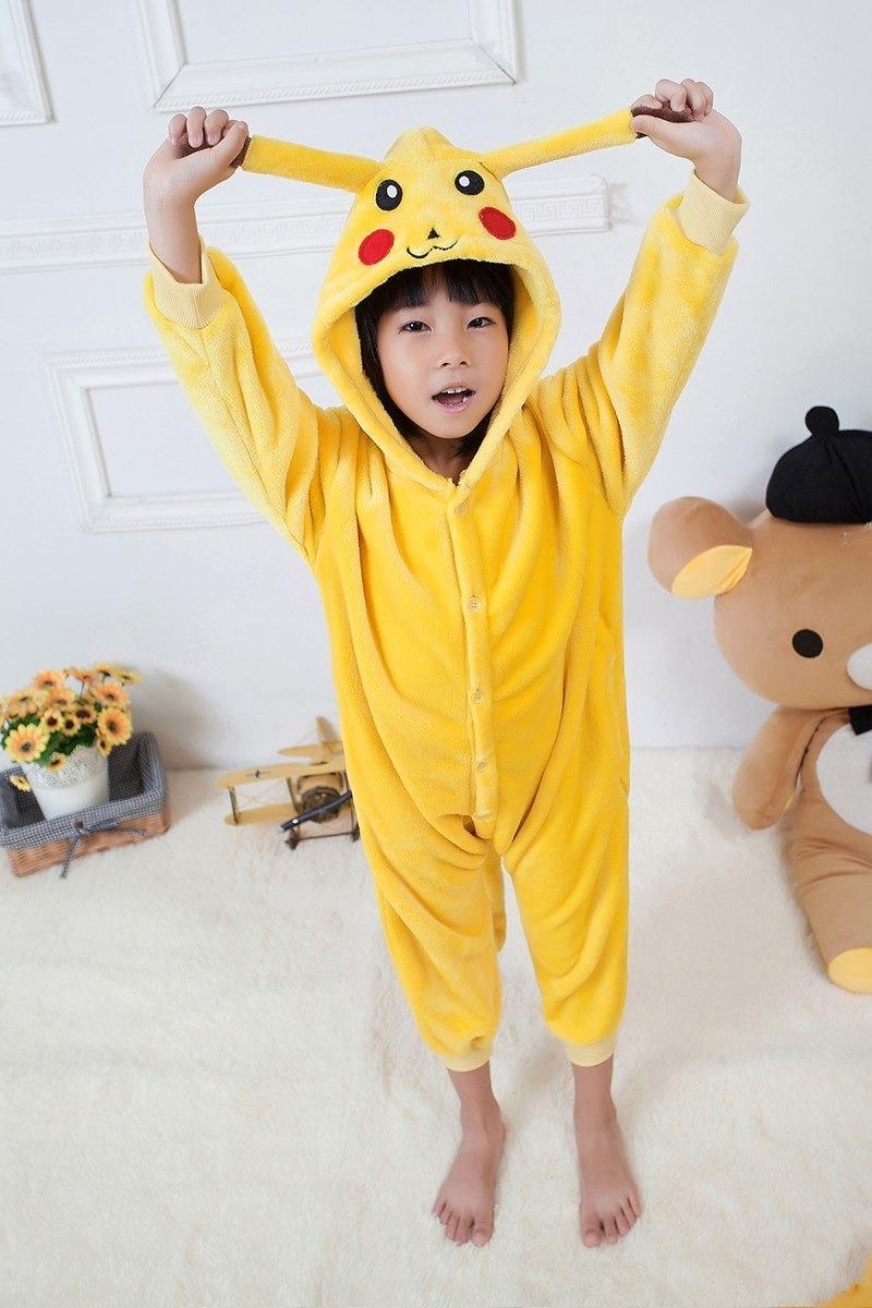 pijama kigurumi pokémon pikachu promoção. Carregando zoom. 72fcaf8d2351a