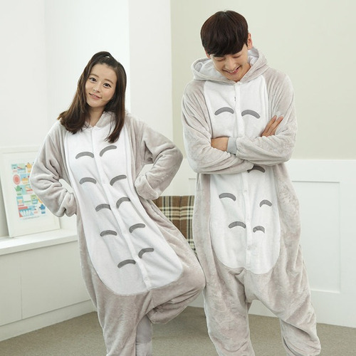 pijama kigurumi totoro original importada disfraz. en stock!