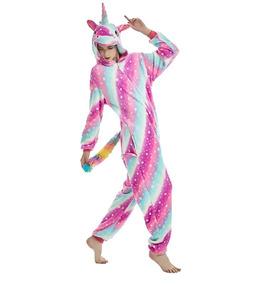 eb3a8e51d Pijama Kigurumi Unicornio Stitch Animales Disfraz Adulto