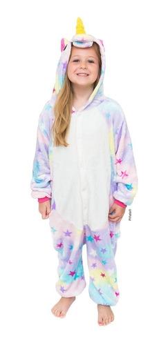 pijama kigurumi ® unicornios zebra niños mameluco animales