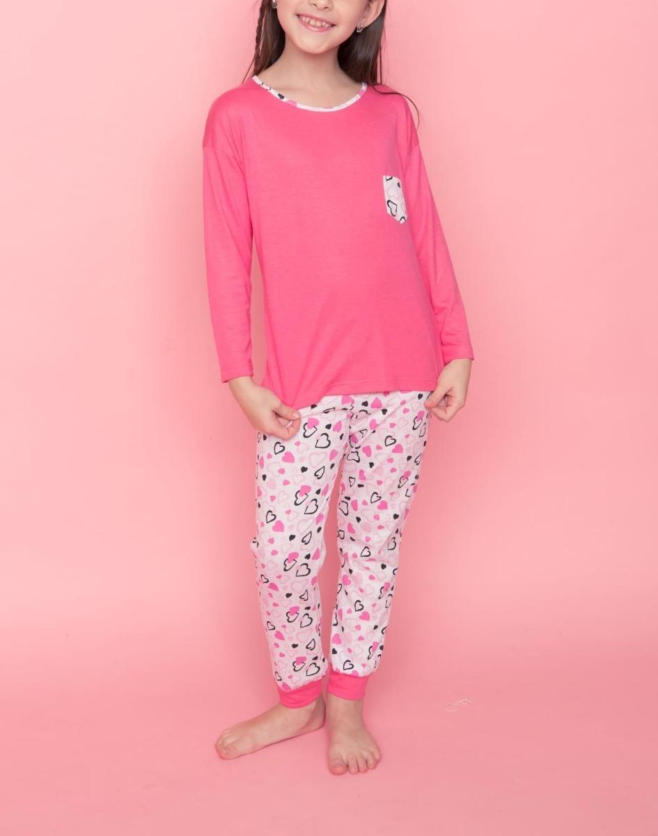 9c7f9281d pijama largo niña infantil supercomodo primavera verano. Cargando zoom.