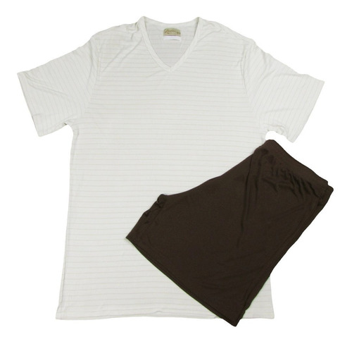 pijama liganete recco masculino malha fria