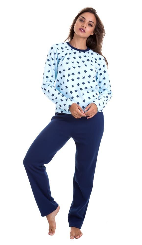 057396d65a Pijama Longo Inverno Soft Feminino Luna Cuore P gg - R  75