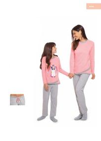 3cc7b37a8 Pijama Feminino Para Menina De 14 Anos - Calçados