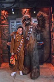 9d1833292c369c Pijama Macação Tamanho G Chewbacca Importado Da Disney
