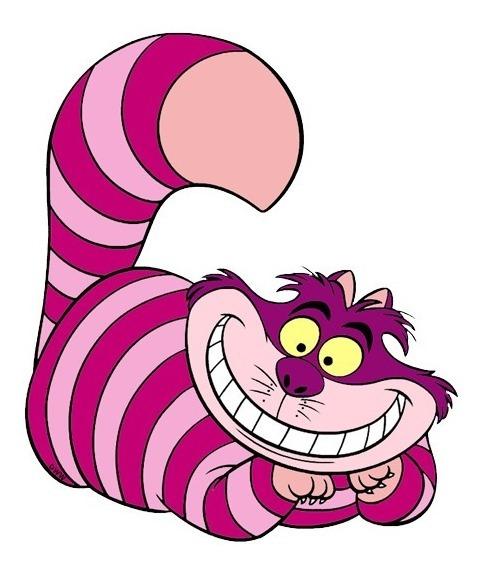 Resultado de imagen para gato cheshire