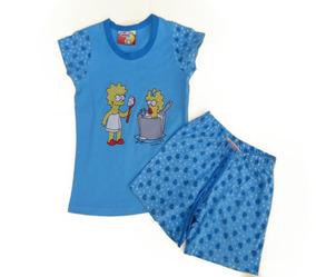 b1daefbe5 Pijamas Mujer De Los Simpsons - Vestuario y Calzado en Mercado Libre ...