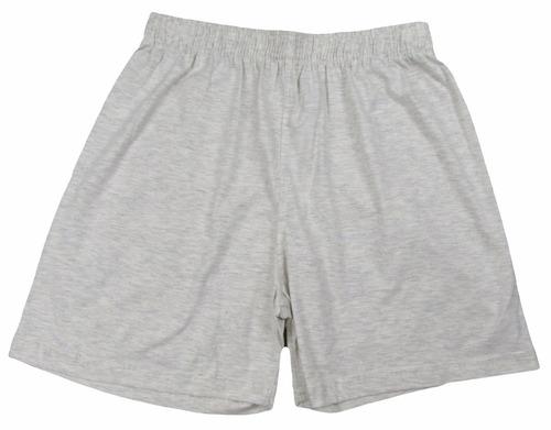 pijama masculino adulto algodão raglan