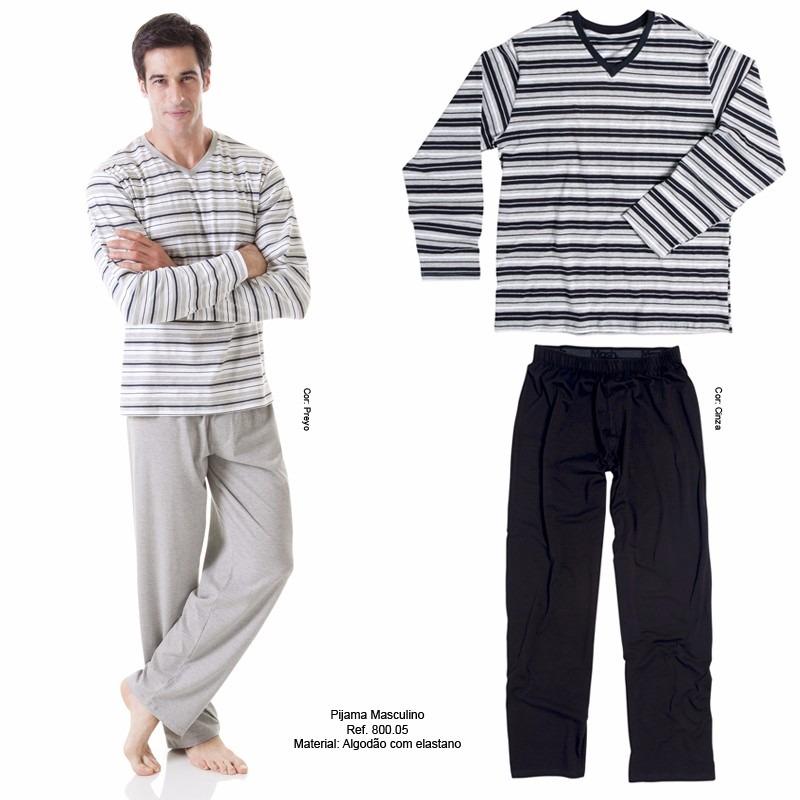 9d2f3deca pijama masculino inverno - mash 800.05. Carregando zoom.