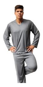 32c250a118f397 Pijama Masculino Plus Size Tamanho Especial Homem 100.30