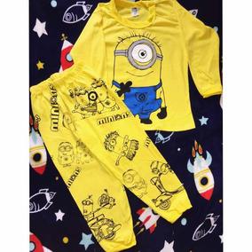 3636ce5c39 Pijama Minions - Calçados