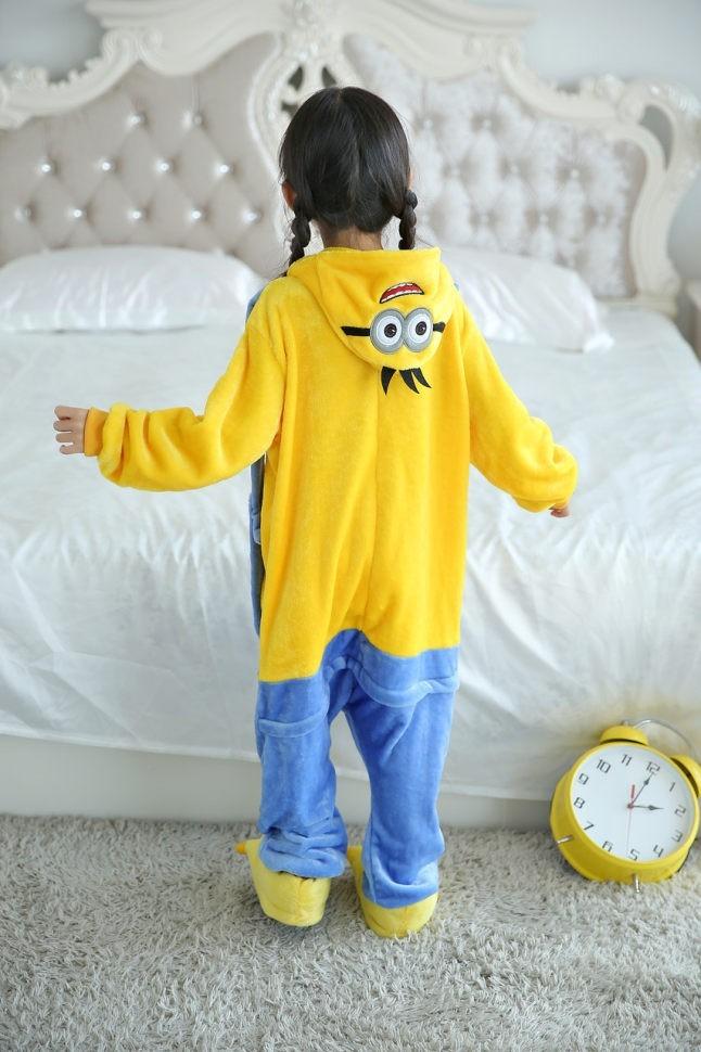 a950fc1bcf pijama minions macacão kigurumi pronta entrega. Carregando zoom.