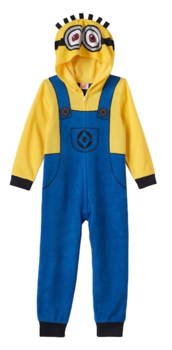descuento sombras de fuerte embalaje Pijama Minions Original Niños Talle 6 - 7 Importado Disfraz