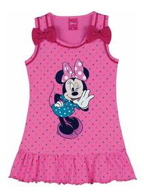 1736edb4c1f6ae Pijama Infantil Menina Minnie Mouse Super Confort vel - Calçados ...