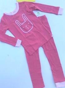 Ropa, Calzado Y Complementos Pijamas Nuevo Gap Niñas Esqueleto Halloween Rosa 2 Piezas Pijama 3 Años Pantalones