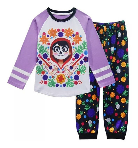pijama niña pelicula coco disney