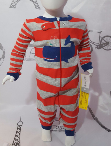 pijama niño carters