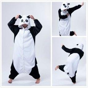pijama oso panda