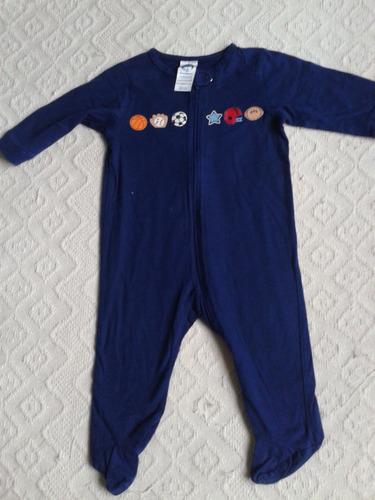 pijama panalero importado usa gerber talle 3 a 6 meses