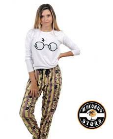 c33ac141418d Pijama Pantalon De Invierno Harry Potter - Store Mykonos