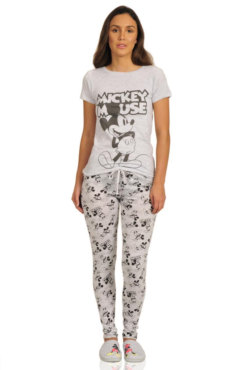 fcefc2d84d pijama pantalón y camiseta de mujer women secret mickey. Cargando zoom.