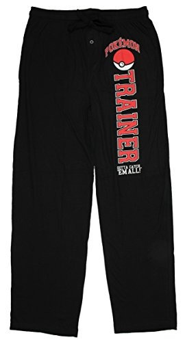pijama pants pokemon trainer hot topic importada