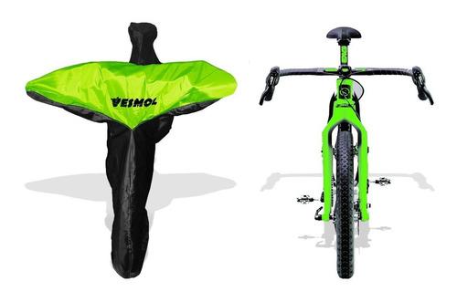 pijama para bicicleta forro carpa protector en colores