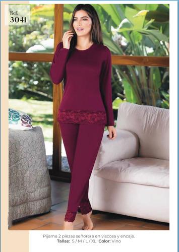 pijama para dama xl