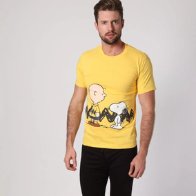 54dc5f1b1 Pijama Para Hombre Snoopy Peanuts Pantalon Y Playera