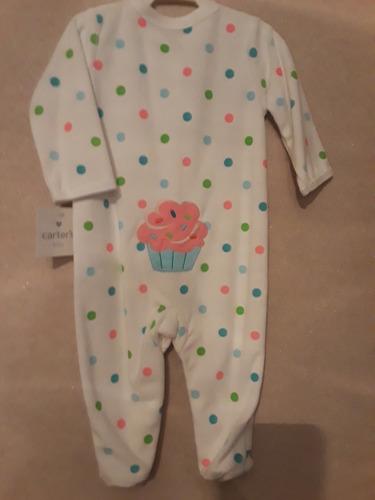 pijama para niñas carters 6 meses