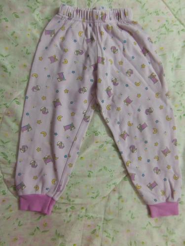 pijama para niñas ovejita talla 18 meses