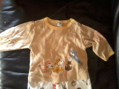 pijama para niño de 3 meses