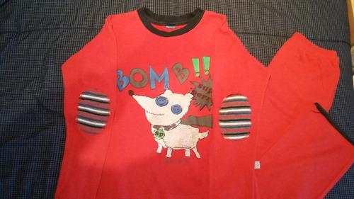 pijama para niño elemento