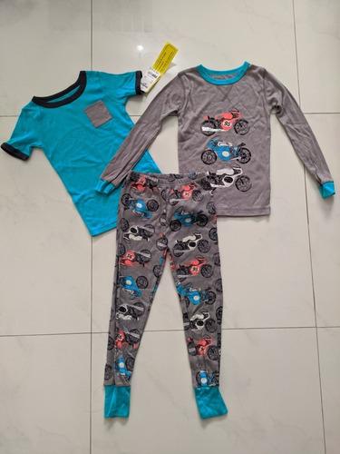 pijama para niños oshkosh talla 5