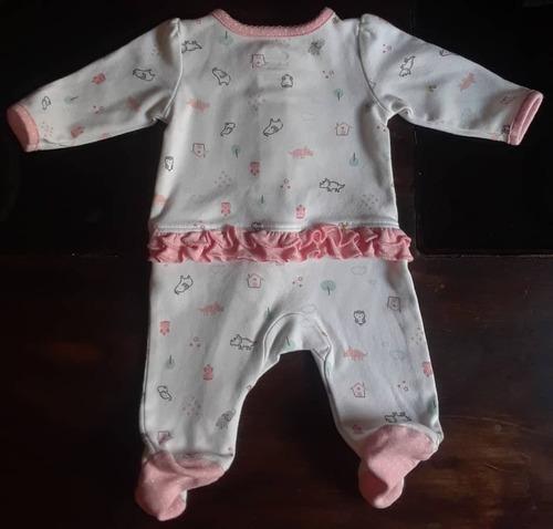 pijama para recién nacida (carter`s y wonder nation)