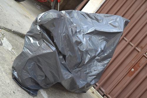 pijama plastica para cubrir la moto o bicicleta