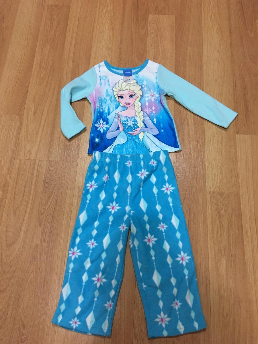 0e3d5751cb pijama polar de frozen original disney talle2t. Cargando zoom.