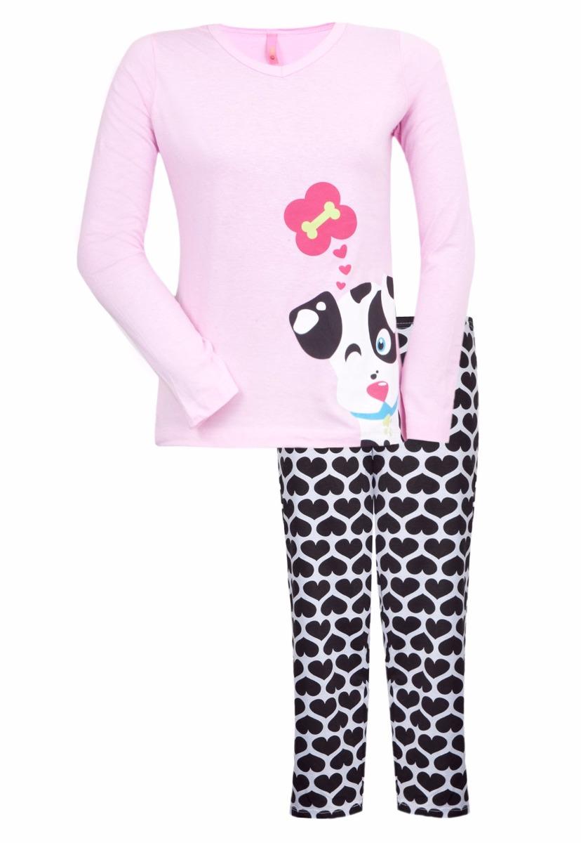 657fd763b pijama puket longo infantil dogs - puket. Carregando zoom.