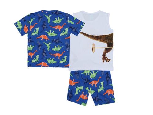 pijama que brilha no escuro c repelente