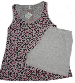 47d30d415b Pijama Regata Oncinha Adulto Malwee Original P Ao Xxg
