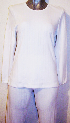 pijama ropa termica primera capa frio nieve alta montaña