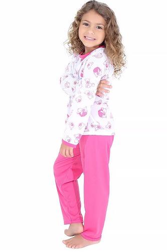 pijama roupas menina