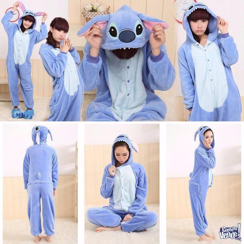 8ac2ab60e0b Pijama Stitch Original Importada Kigurumi.ent Inmediata .
