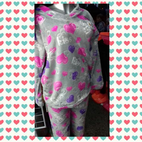 pijama termica mujer/hombre