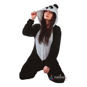 Pijama Térmica Oso Panda Kigurumi Disfraz