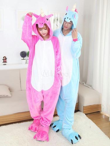 pijama unisex unicornio importada, envios gratis