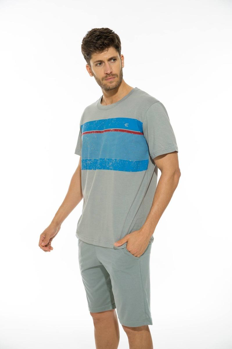 426d1bdb88 pijama verano algodón jersey. eyelit 1882. temporada 2018. Cargando zoom.