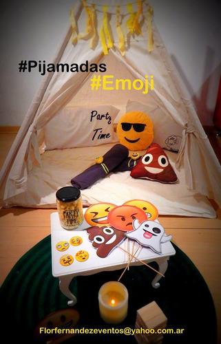 pijamadas. alquiler de carpas y más para pijama party